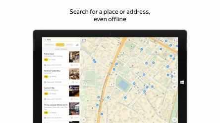 Imágen 9 de Yandex.Maps para windows
