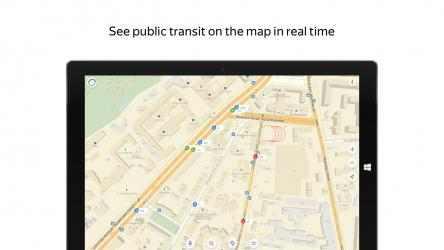 Captura 14 de Yandex.Maps para windows