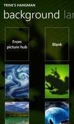 Captura de Pantalla 7 de Trine's Hangman para windows