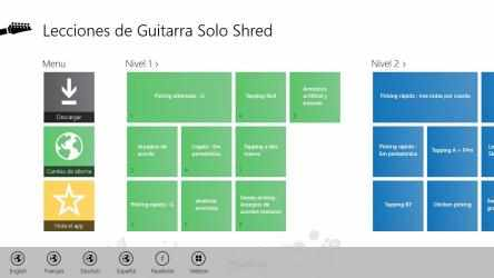 Imágen 1 de Lecciones de Guitarra Solo Shred para windows