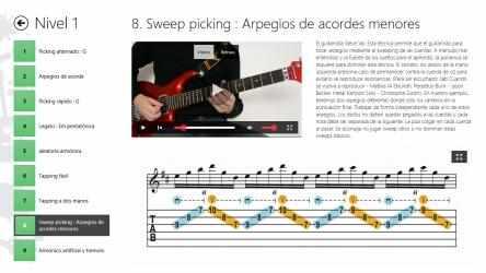 Imágen 3 de Lecciones de Guitarra Solo Shred para windows