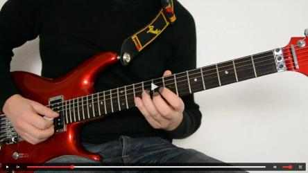Captura 4 de Lecciones de Guitarra Solo Shred para windows