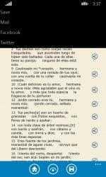 Captura 5 de La Santa Biblia (The Bible in Spanish) para windows