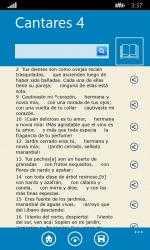 Captura de Pantalla 4 de La Santa Biblia (The Bible in Spanish) para windows
