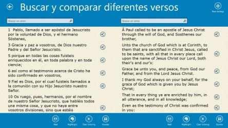 Screenshot 14 de La Santa Biblia (The Bible in Spanish) para windows