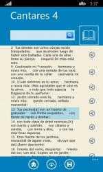 Captura de Pantalla 6 de La Santa Biblia (The Bible in Spanish) para windows
