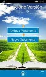 Captura 2 de La Santa Biblia (The Bible in Spanish) para windows