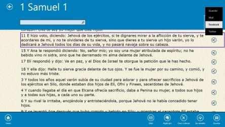 Imágen 12 de La Santa Biblia (The Bible in Spanish) para windows