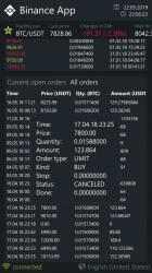 Captura de Pantalla 6 de Binance App para windows