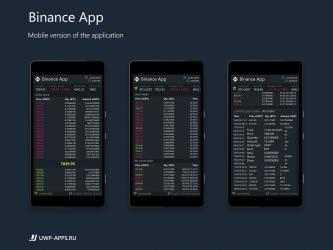 Captura de Pantalla 14 de Binance App para windows