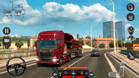 Screenshot 14 de Camión pesado mundial: nuevos juegos de camiones para android