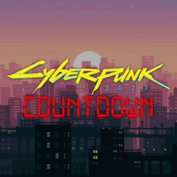 Imágen 1 de Cyberpunk 2077 Countdown para android