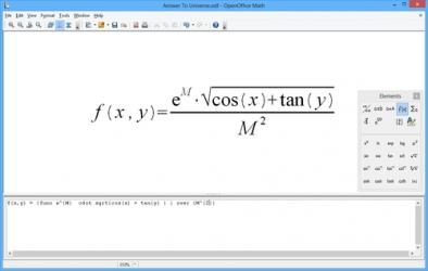 Captura 5 de OpenOffice para windows
