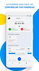 Captura de Pantalla 2 de Mobills Finanzas y Presupuesto - Control de Gastos para android