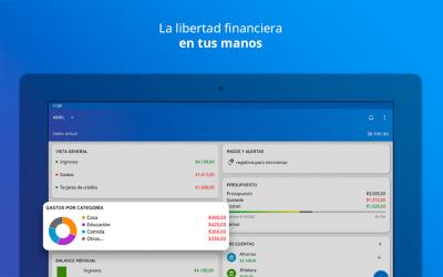 Captura de Pantalla 11 de Mobills Finanzas y Presupuesto - Control de Gastos para android
