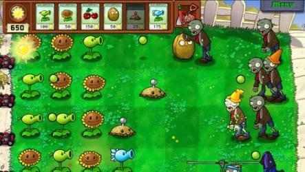Captura de Pantalla 3 de Plantas vs Zombies para windows