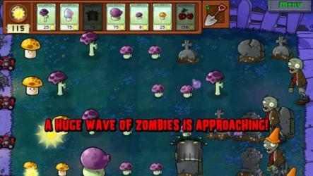 Captura 1 de Plantas vs Zombies para windows