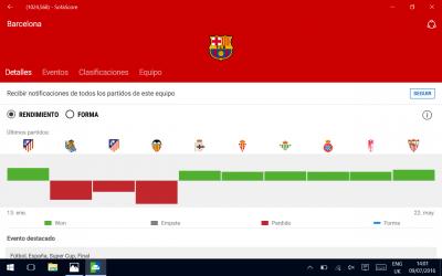 Screenshot 12 de SofaScore LiveScore - Resultados en Vivo para windows