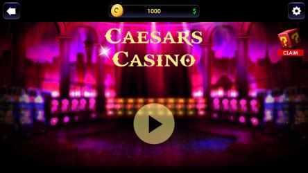 Imágen 2 de Caesars Casino Application para windows