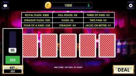 Captura 4 de Caesars Casino Application para windows