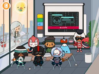 Captura de Pantalla 13 de Vida Toca: Oficina para android