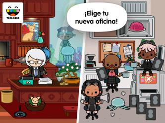 Captura de Pantalla 8 de Vida Toca: Oficina para android