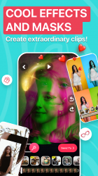 Screenshot 5 de MuStar Kids Lip Sync Tik Videos Game & Tutorials para android