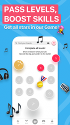 Captura 4 de MuStar Kids Lip Sync Tik Videos Game & Tutorials para android