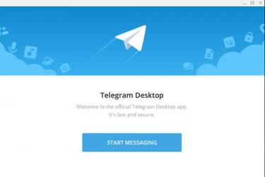 Captura de Pantalla 1 de Telegram para PC para windows