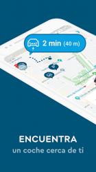 Captura 3 de SHARE NOW (car2go) para android