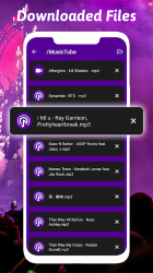Captura 10 de Free Music Downloader-Download MP3 Music&MP4 Video para android