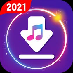 Captura de Pantalla 1 de Free Music Downloader-Download MP3 Music&MP4 Video para android