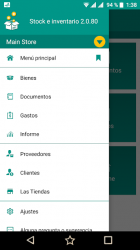 Captura de Pantalla 4 de Stock e Inventario Simple para android