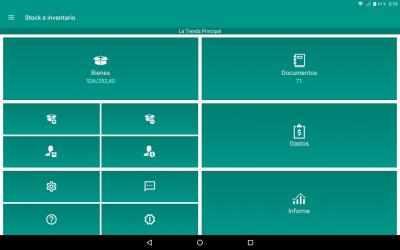 Screenshot 10 de Stock e Inventario Simple para android