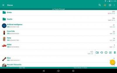 Screenshot 11 de Stock e Inventario Simple para android
