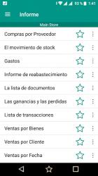 Screenshot 8 de Stock e Inventario Simple para android
