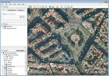 Screenshot 1 de Google Earth para windows