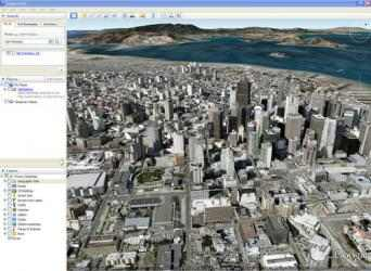Captura de Pantalla 3 de Google Earth para windows