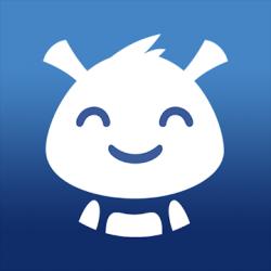 Screenshot 1 de Friendly Social Browser para android