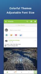 Screenshot 4 de Friendly Social Browser para android
