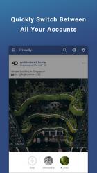 Screenshot 8 de Friendly Social Browser para android
