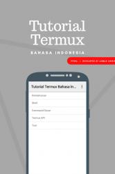 Screenshot 3 de Tutorial Termux Bahasa Indonesia para android