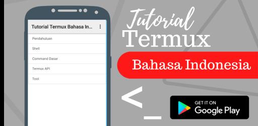 Captura de Pantalla 2 de Tutorial Termux Bahasa Indonesia para android