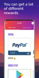 Captura de Pantalla 5 de Push Rewards - Earn Rewards and Gift Cards para android