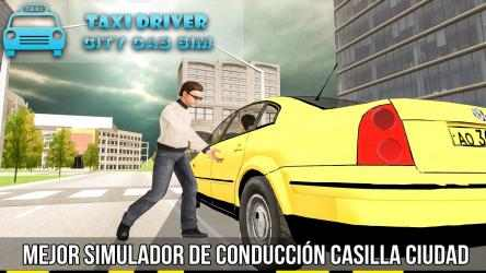 Captura 4 de Taxi Driver City Cab Simulator para windows