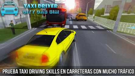Screenshot 5 de Taxi Driver City Cab Simulator para windows