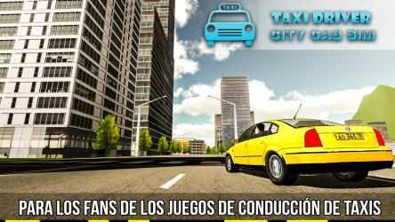 Captura 1 de Taxi Driver City Cab Simulator para windows