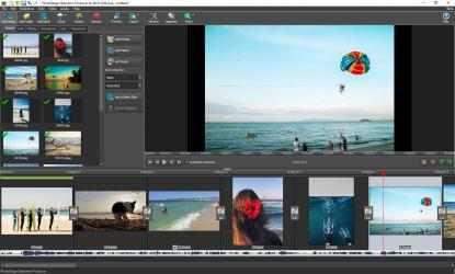 Screenshot 1 de PhotoStage Slideshow Maker Free para windows