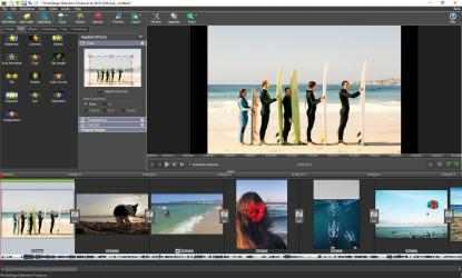 Screenshot 4 de PhotoStage Slideshow Maker Free para windows