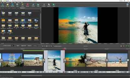 Screenshot 3 de PhotoStage Slideshow Maker Free para windows